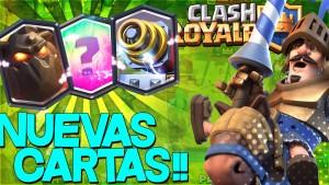 Novedades respecto a la actualización de Clash Royale