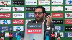 Víctor Orta se marcha del Elche tras una excelente temporada