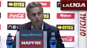 """Fran Escribá: """"Creo que el 3 - 0 es excesivo"""""""
