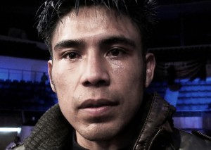 Johnny Navarrete está decidido a vencer al 'Maromerito'