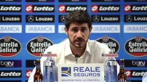 """Víctor Sánchez: """"Tengo muchísima ilusión en la Copa"""""""
