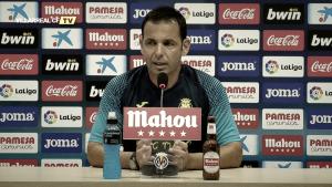 """Calleja: """"El equipo está convencido de dar la vuelta a la eliminatoria"""""""
