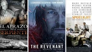 Las 10 mejores películas de la temporada 2015 - 2016