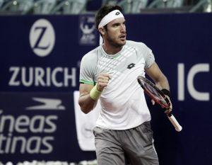 Los tenistas argentinos despuntan en Buenos Aires