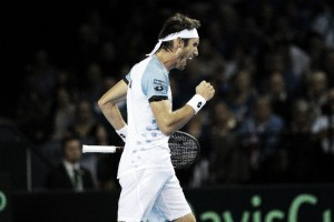 Leonardo Mayer substitui Del Potro, bate Evans e classifica Argentina para final da Copa Davis