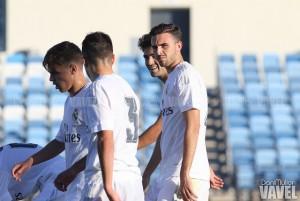 Real Madrid Castilla - Rayo Majadahonda: galones a Mayoral en la bienvenida a Ramis