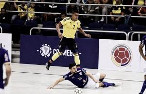 Colombia no pudo ante Brasil que se quedó con la zona norte de la Liga Sudamericana de futsal