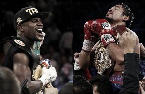 Floyd Mayweather vs Manny Pacquiao: el día 2 de mayo