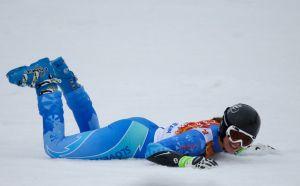 Sochi 2014: la Maze è campionessa in gigante, la Fanchini quarta