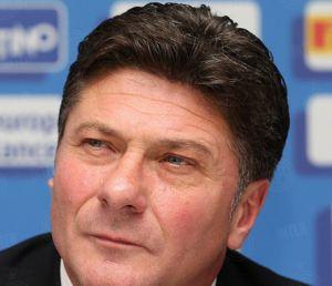 """Mazzarri:"""" Ho rispetto per il Milan ma non temo nessuno"""""""