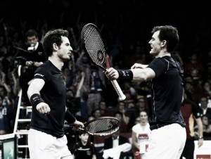 Davis Cup Final: Great Britain take vital doubles point
