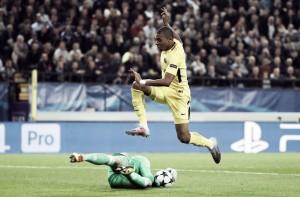 Champions League - Il Psg mantiene la vetta rifilando un poker all'Anderlecht