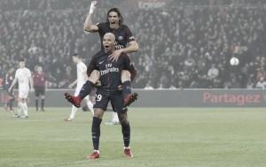 Ligue 1 - Magia di Cavani e un super Mbappé: il Psg batte il Caen 3 - 1