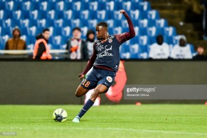 Huddersfield Town complete loan signing of Montpellier winger Isaac Mbenza