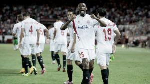"""M´Bia: """"Más que por mi gol, estoy contento por el grupo"""""""
