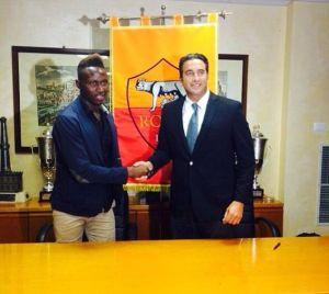 Yanga-Mbiwa: New lease of life at Roma?