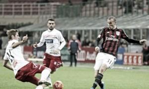 Risultato finale: Milan - Carpiin diretta, Serie A 2016 live (0-0): Donnarumma salva il risultato, primo pareggio per Brocchi