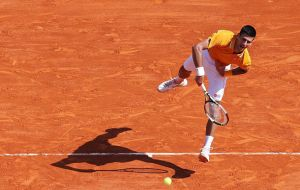 Djokovic One Step Closer to Quarterfinal Clash With Nadal