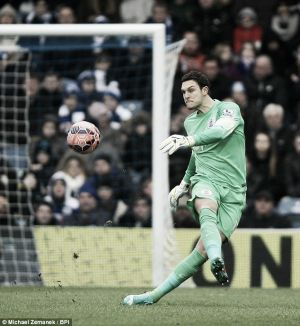 QPR raise price for sought-after Alex McCarthy