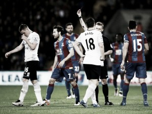 Alan Pardew feels Everton were fortunate to get a point