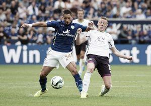 Valioso empate in extremis para el Leicester City ante el Everton