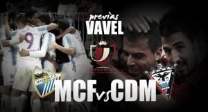 Málaga - Mirandés: la Copa no entiende de categorías