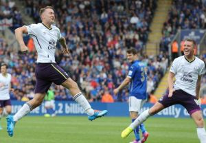 Leicester City 2-2 Everton: Late Wood goal earns point for Premier League new boys