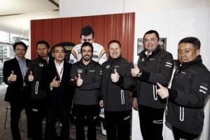 Fernando Alonso correrá las 500 Millas de Indianápolis en mayo