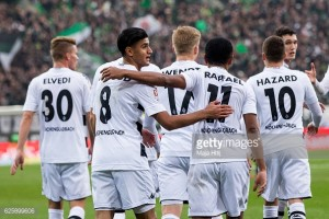 Borussia Mönchengladbach 1-1 TSG 1899 Hoffenheim: Honours even at Borussia-Park