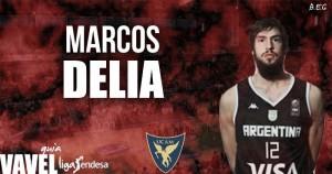 Marcos Delía: Una torre que baila el tango en la pintura