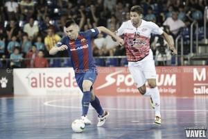 Previa ElPozo Murcia - FC Barcelona Lassa: Match ball para jugar la final