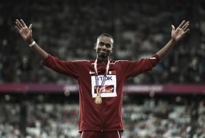 World Athletics Championships: Mutaz Essa Barshim claims first World High Jump gold
