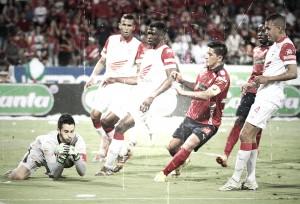 Historial de Medellín vs Santa Fe en instancias finales