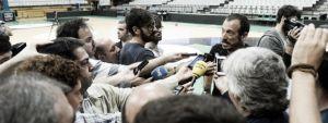 """Salva Maldonado: """"La voluntad es hacer un baloncesto sin especular y ser competitivo en defensa"""""""