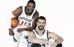 Media Day de Memphis Grizzlies