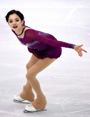 Predicting Russia's World Figure Skating Championship Ladies Team
