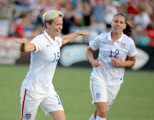 Cómoda victoria de Estados Unidos ante Suiza