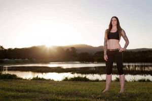 Invicta FC Adds Aussie Fighter Megan Anderson