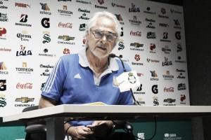 """Mejía Barón:""""Llegamos con cero puntos, y nos vamos con uno"""""""