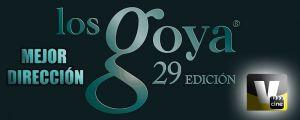 Camino a los Goya 2015: mejor dirección