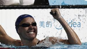 Melani Costa bate el récord de España de 200 libres en Eindhoven