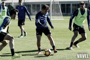 Melendo debuta en Primera División