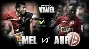 Melgar - Juan Aurich: Sueños de campeonato en Arequipa para el 'dominó'