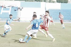 El Melilla encadena tres victorias consecutivas