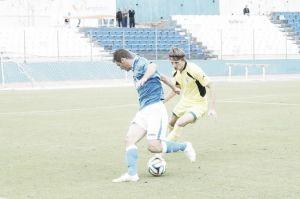 Un gol da la esperanza al Melilla