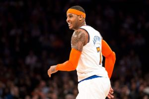 Jared Dudley Calls Carmelo Anthony The NBA's Most Overrated Player