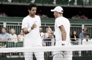 Melo e Kubot batem Skupskis e avançam à semifinal em Wimbledon