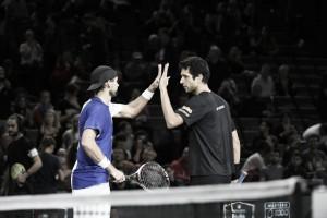 Marcelo Melo derrota Dodig/ Granollers e estreia com vitória no ATP Finals