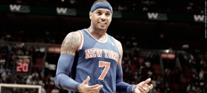 James Harden da el 'OK' a Carmelo Anthony