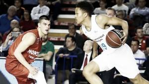 Melwin Pantzar se postula como tercer base del Madrid